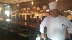 fourghetti ristorante bruno barbieri nello staff maradona di masterchef italia