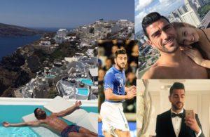 graziano pellè europei 2016 gossip foto fidanzata capelli instagram gol belgio