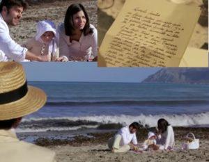 la lettera di maria e gonzalo da cuba a il segreto telenovela stanno bene e vivi video youtube