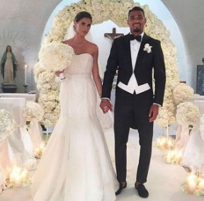 matrimonio melissa satta e boateng nozze foto video instagram