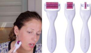 dermaroller funzione costo prezzo ebay amazon cicatrici acne smagliature video clio make up consigli