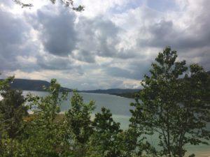 lago di campotosto dopo terremoto centro italia rischio danni svuotato nessun danno