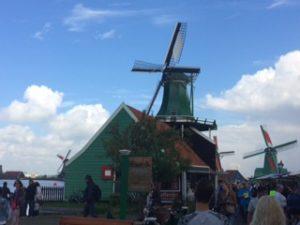 mulini a vento di zaanse schans amsterdam olanda