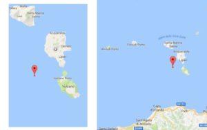 terremoto oggi sicilia in tempo reale isole eolie lipari vulcano