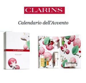 calendario-dell-avvento-clarins-prezzo-prodotti-regali-di-natale-2016-idee-regalo-donna