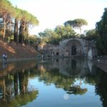 Ridley Scott a Villa Adriana per il nuovo film All The Money in The World
