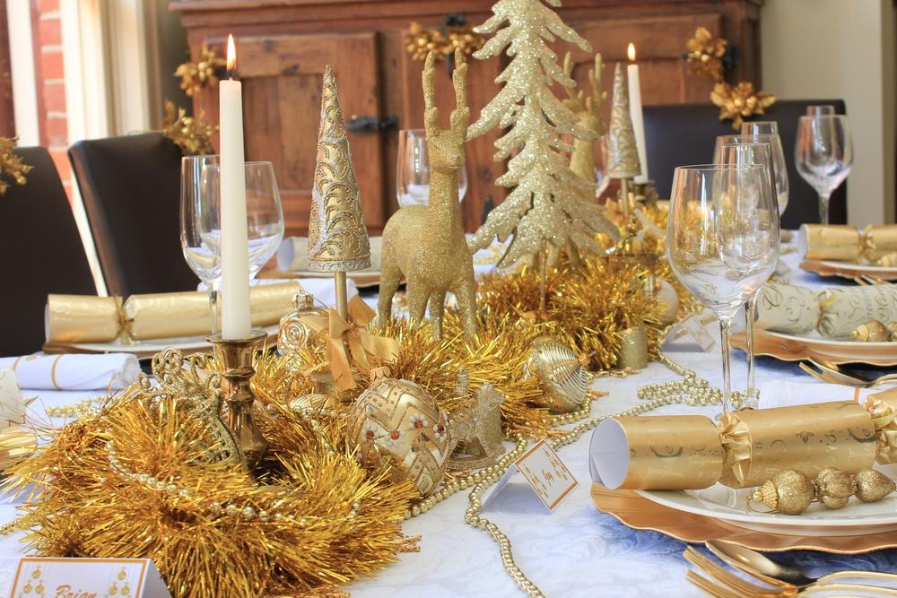Decorazioni di natale e capodanno le tavole pi belle per - Decorazioni tavola natale ...